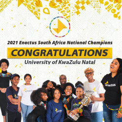 A TRIUMPH FOR KWAZULU-NATAL AND HOPE FOR SOUTH AFRICA: Students show the way to sustainable posterity