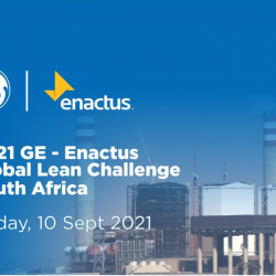 2021 ENACTUSZA – GENERAL ELECTRIC GLOBAL LEAN CHALLENGE NATIONAL COMPETITION  (POST-PRESS RELEASE)